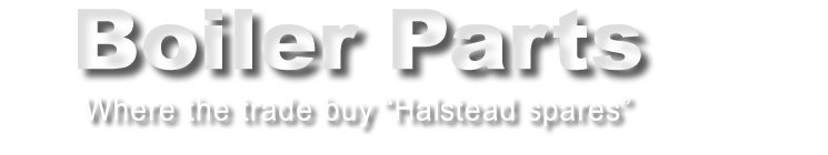 Halstead heating & boiler spare parts